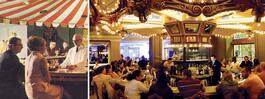 Här är baren där du blir snurrig – utan att dricka