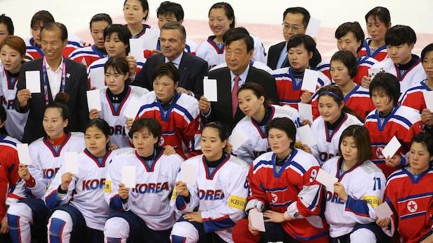 Vad Nordkoreanerna på OS ser för första gången