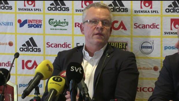 """Andersson: """"Man ska försöka välja sina ord"""""""