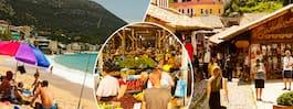 7 härliga måsten i Albanien