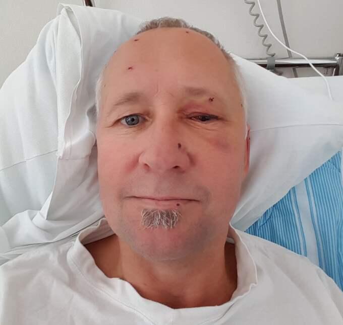 Den 16 november är det rättegång, och den 67-åriga italienaren åtalas misstänkt för grovt vållande till kroppsskada. Foto: Privat