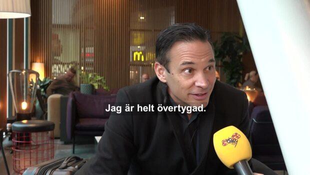 """Berntzon: """"Det vore jäkligt kul att slå svenska rekordet"""""""