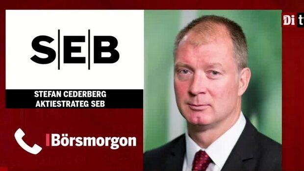 """Stefan Cederberg: """"Jag ser framtida stark tillväxt"""""""
