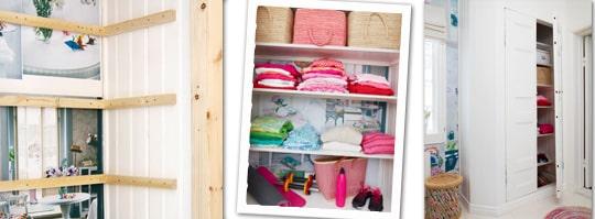 Bygga garderob u2013 så gör du i 5 enkla steg Leva