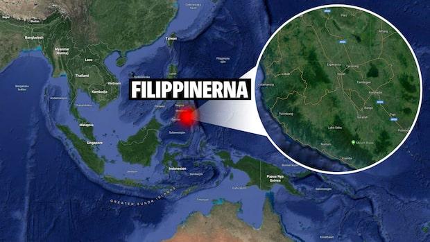 Svensk jagas för våldtäkt på Filippinerna