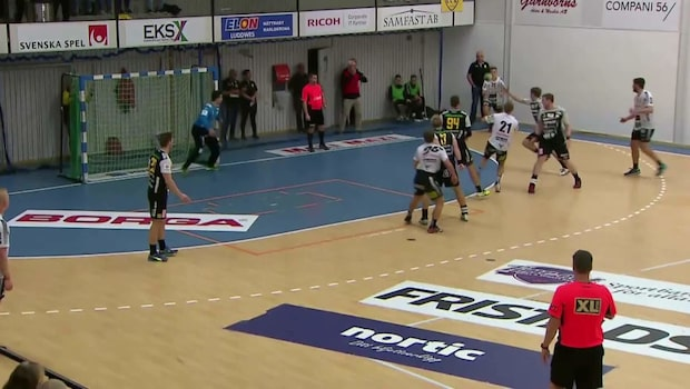 Highlights: Karlskrona-IFK Ystad