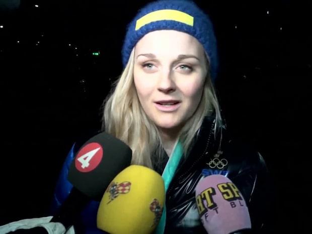 """Stina Nilsson: """"Har aldrig sett mig själv som en sprinter"""""""