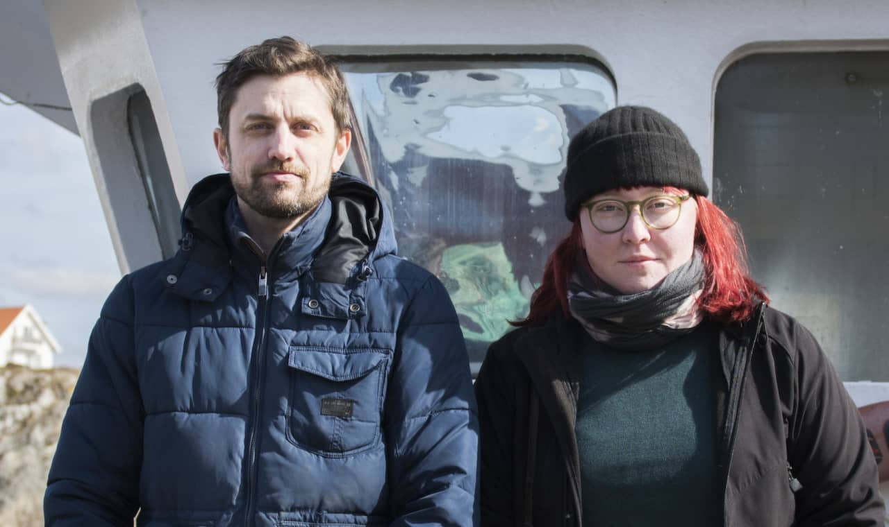 Jens Andersson & Nora Lorek