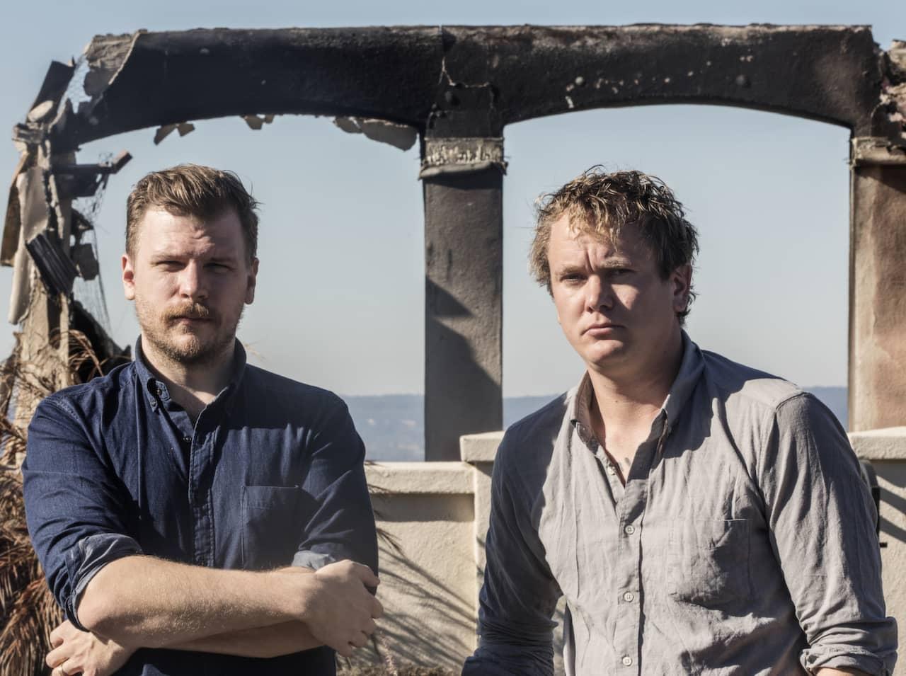 Anders Sandqvist & Axel Öberg