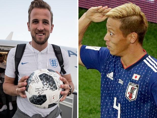 Se alla VM-mål i Sportnyheterna 24 juni