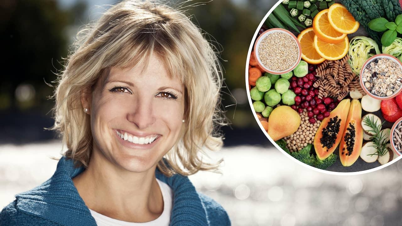 varför är fiberrik mat bra för hälsan