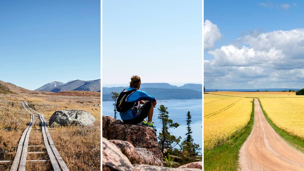 Sveriges bästa vandringsleder | Allt om Resor