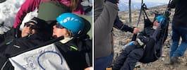 Josefine, 24, är totalförlamad  – besteg Sveriges högsta berg