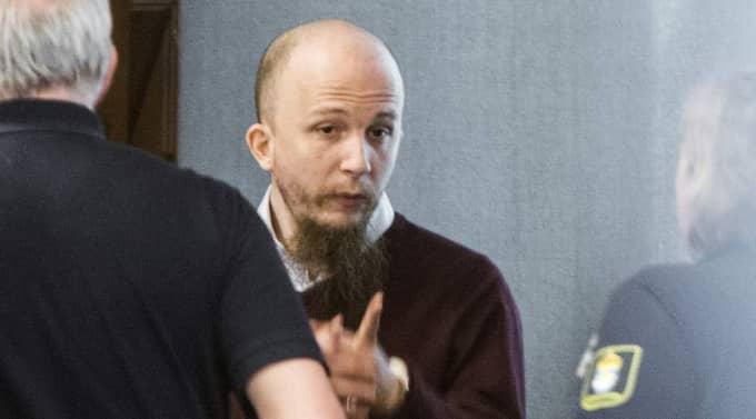 Hovrätten sänker straffet – Pirate Bay-grundaren Gottfrid Svartholm Warg döms till ett års fängelse. Foto: Gunnar Seijbold