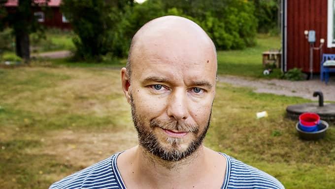 Sven Olov Karlsson. Foto: JENS L'ESTRADE