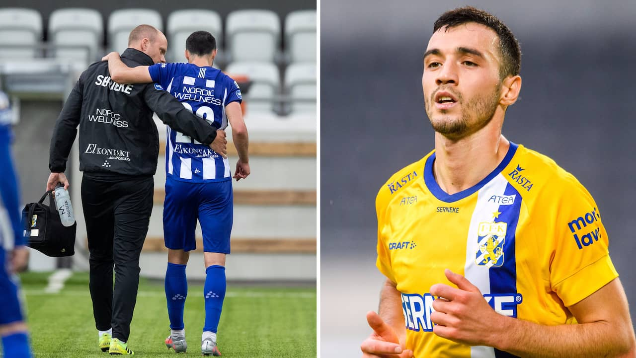 IFK Göteborgs mardröm: Han missar cupfinalen