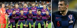 VM-hjälten kan göra en  chockflytt till Barcelona