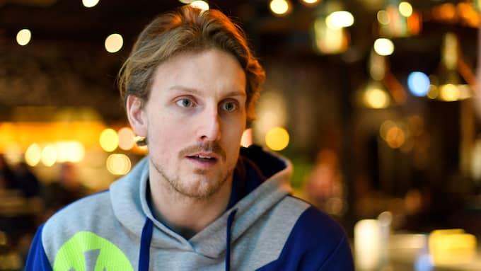 Jesper Nielsen. Foto: CARL SANDIN / BILDBYRÅN