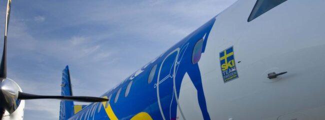 NextJet bötfälls för för små flygplan.
