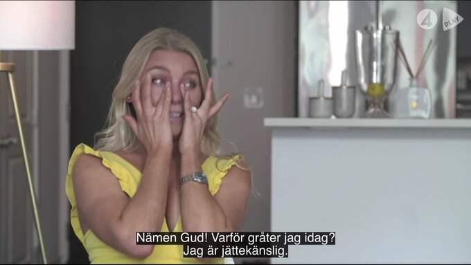 Sanne Andersson i TV4:s Playmakers – nu klart för en andra säsong Foto: TV4