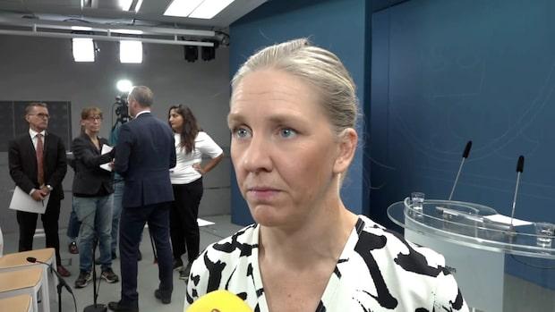 """Karolina Skog (MP): """"Klart jag är besviken"""""""