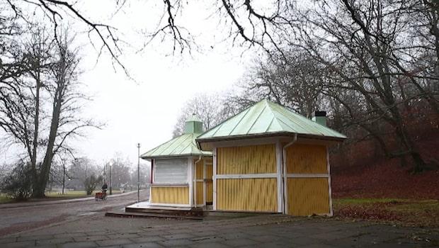 Toppolitikern kastas ut från Slottsskogen efter kioskbråk
