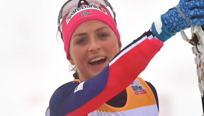Therese Johaug har dominerat totalt i vinter. Foto: Gepa Pictures/ Florian Ertl