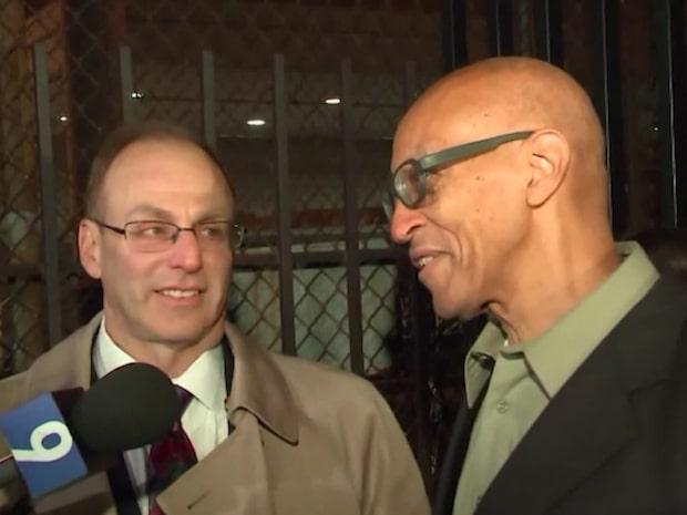 Oskyldigt dömd - fri efter nästan 30 år bakom galler