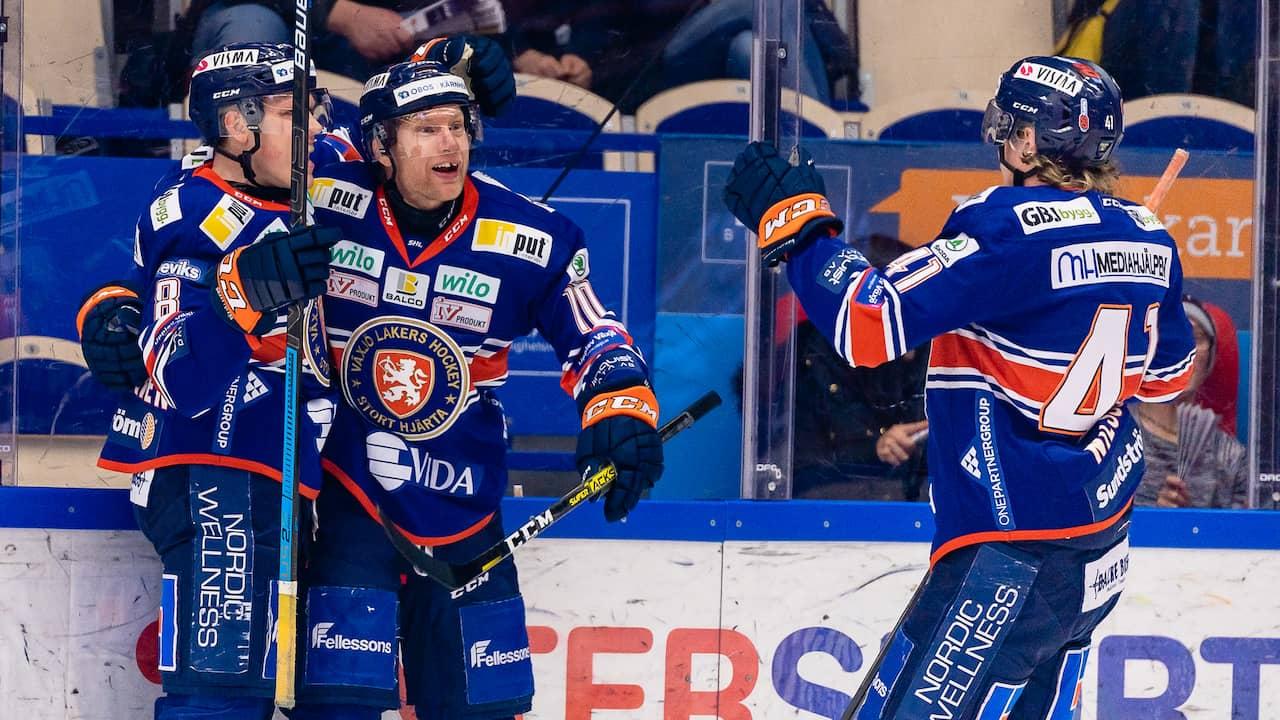 Blytung seger för Växjö – besegrade Linköping