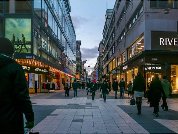Så ser hemlöshet ut i Sverige