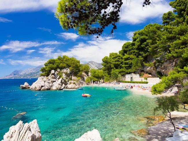 Kroatien – klart som kristall.