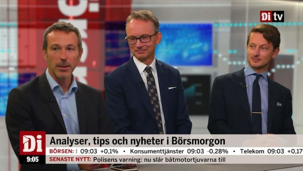 """Ekman: """"Historiskt överpresterar börsen under hösten"""""""