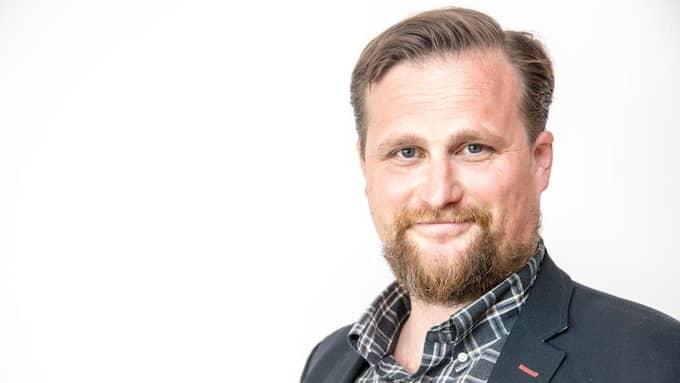 Carl Johan Sonesson (M), oppositionsråd i Region Skåne. Foto: PRESSBILD