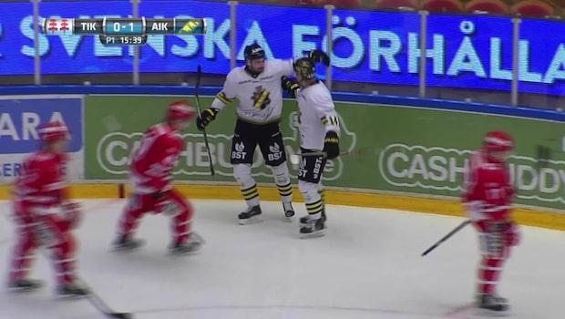 HIGHLIGHTS: Timrå-AIK 3-5