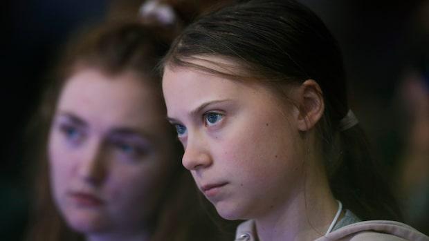 """Se hela Greta Thunbergs tal: """"Agera som att ni älskar era barn"""""""