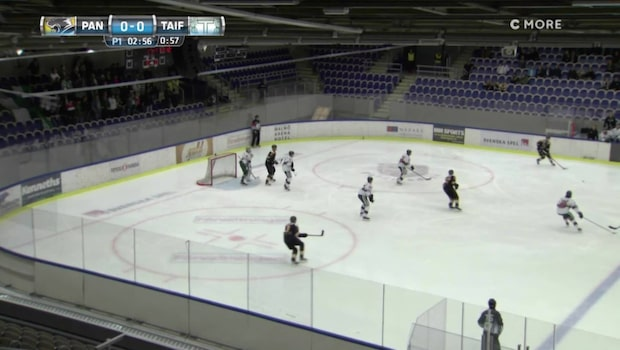 HIGHLIGHTS: Pantern-Tingsryd 2-1