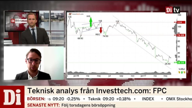 """Adrian Axelsson: """"Signalerar fortsatt svag utveckling i Fingerprint Cards"""""""