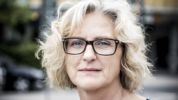 Marie Jensen, säkerhetsansvarig för akuten på Sus. Foto: CHRISTIAN ÖRNBERG