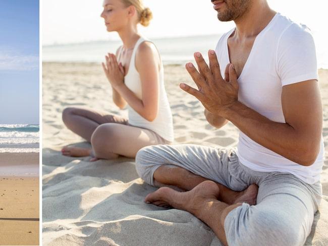 Mindfulness kan göra dig både trevligare och mer empatisk, visar en ny studie. Yoga och meditation är två populära sätt att träna mindfulness.