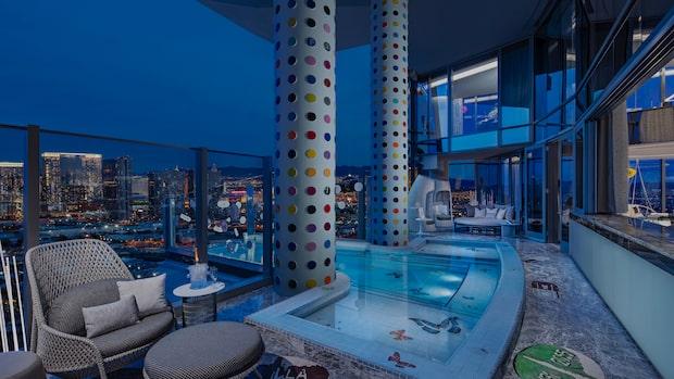 Här är världens dyraste hotellrum
