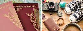 12 saker du inte visste om pass