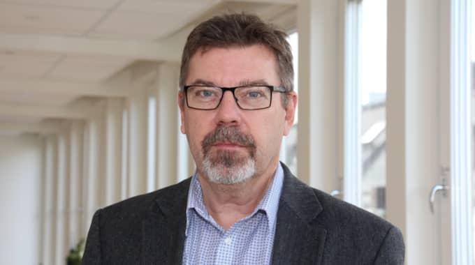 Mats Runsten, Vårdförbundets avdelningsordförande i Skåne. Foto: Privat