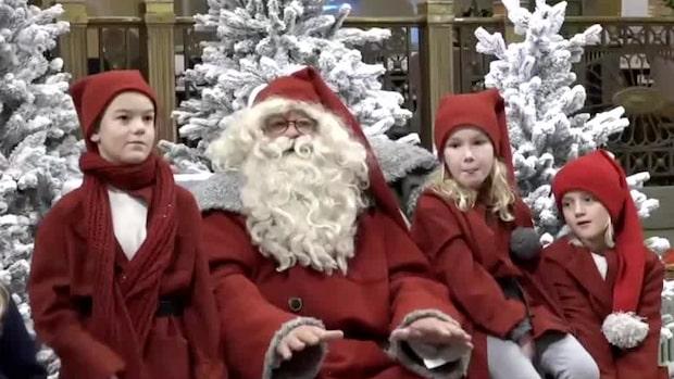 Folkhälsomyndigheten skärper tonen i nya råd inför jul och nyår