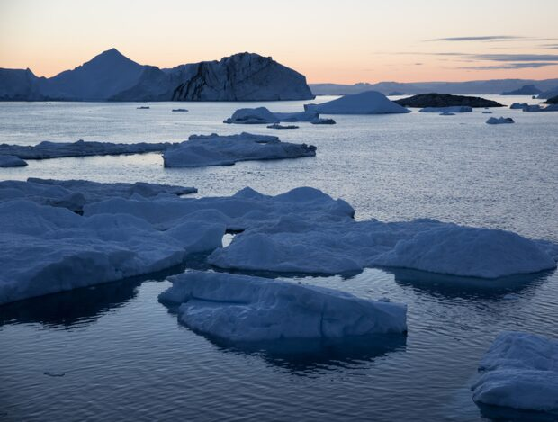 Klimat: Inlandsisarna smälter på Grönland, havsnivån stiger och orkaner får förödande konsekvenser