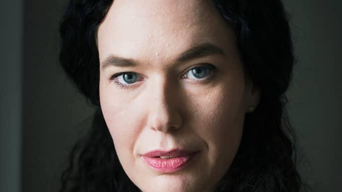Therese Bohman, konstkritiker på Expressens kultursida och författare. Foto: THEO ELIAS LUNDGREN