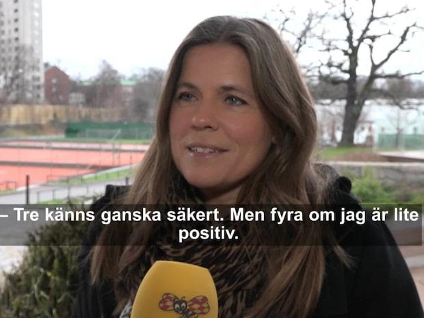 """Wiberg: """"Ska ha stora förväntningar i Åre"""""""