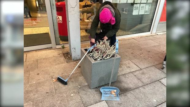 """Alina Dobrică, 33: """"De spottar på mig"""""""