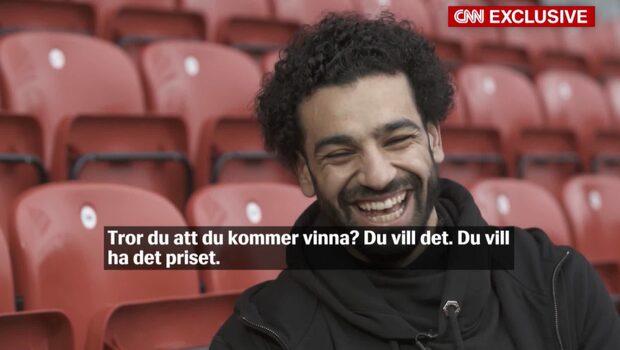"""Salah: """"Kane och Agüero har det lättare än mig"""""""