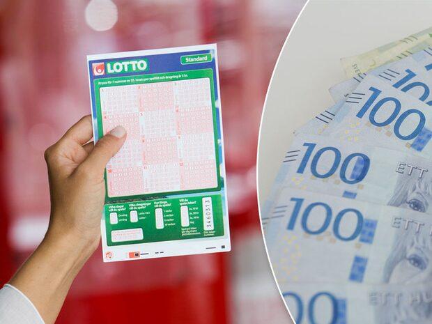 """Kvinna vann 208 miljoner på Lotto: """"Jag bara skakar"""""""