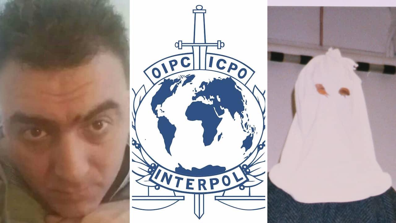 """Spökmannen"" Jordanis Kouroutsidis efterlyst i Grekland"
